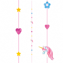 Balloon Tails - Unicorn Balloon Tail (1.82m) 1pc